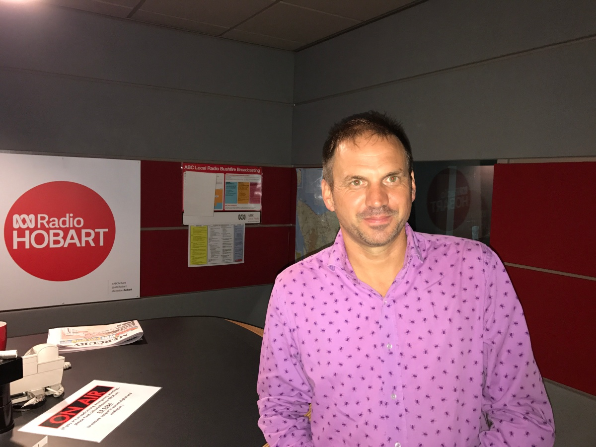 ABC Radio Hobart features Stop Male Suicide project – STOP MALE SUICIDE